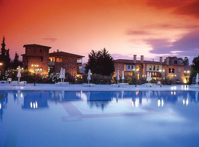 Греция, Халкидики, Club Salut-Simantro Beach 4* Горящие туры…