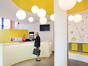 ibis Styles Hotel Aachen City (formerly all seasons)