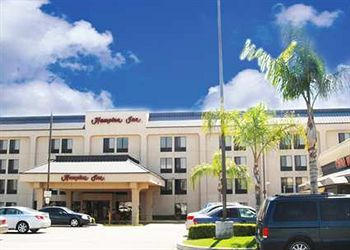 Hampton Inn Bakersfield-Central