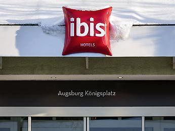 ibis Augsburg Koenigsplatz