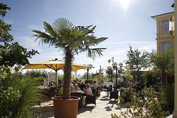 Romantik Strandhotel Atlantic mit Villa Meeresstrand