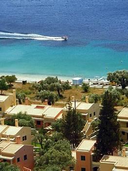 Cazare La Riviera Barbati Apartments