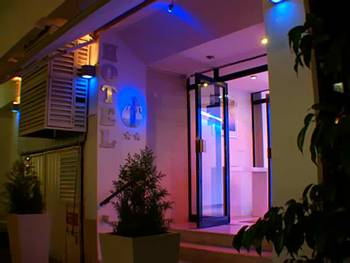 Sejururi Les Palmiers Hotel