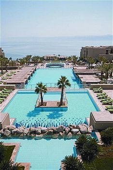 Cazare Holiday Inn Resort Dead Sea