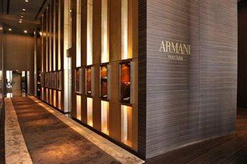 Cazare Armani Hotel Dubai