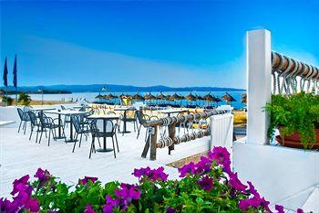 Cazare Antigoni Beach Hotel