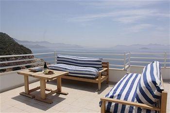 Kas Sea Front Villa