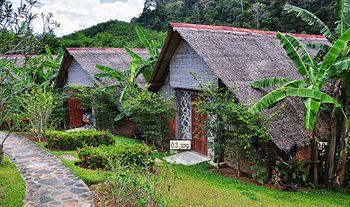 The Cliff & River Jungle Resort