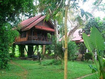 Bamboo House