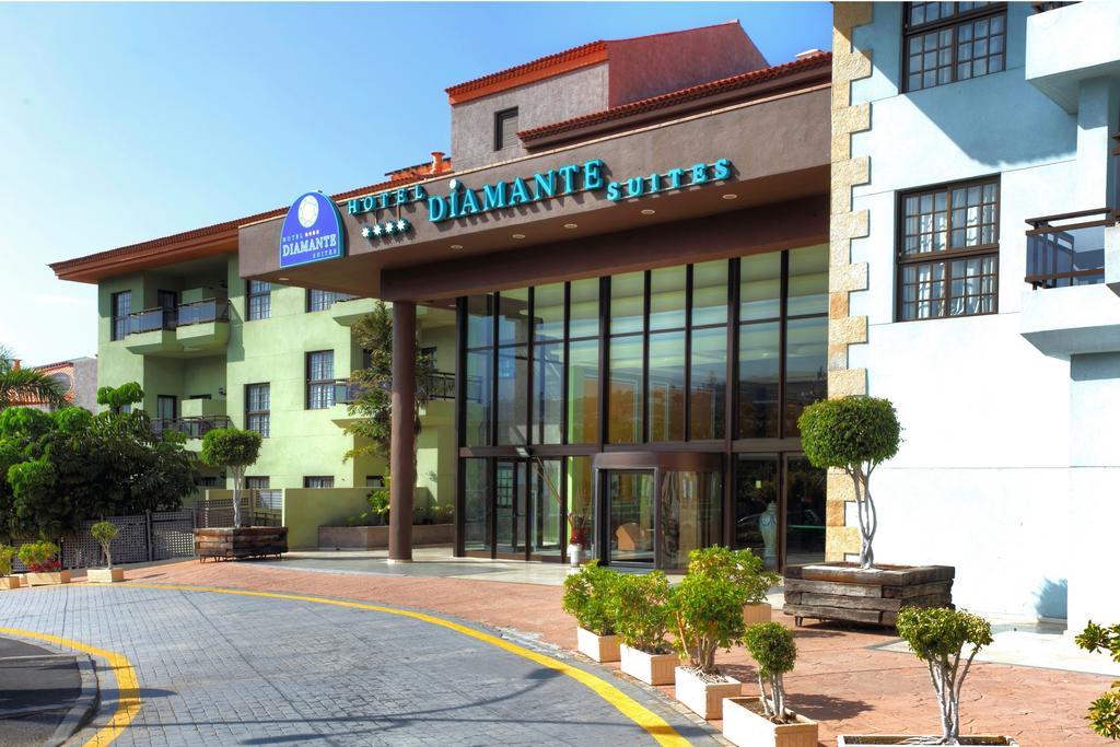Charter 2018 tenerife puerto de la cruz hotel diamante suites 4 alltur - Diamante suites puerto de la cruz tenerife ...