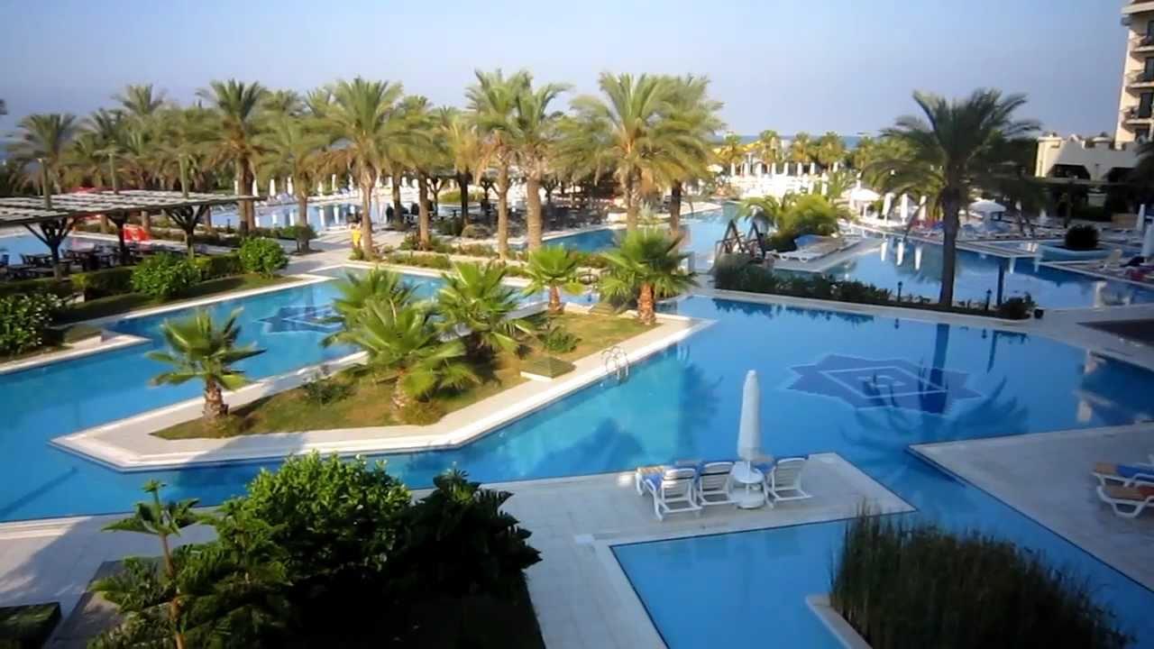 Nashira Resort Hotel And Spa Turkei