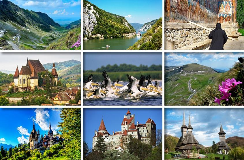Tur de  TUR DE ROMANIA