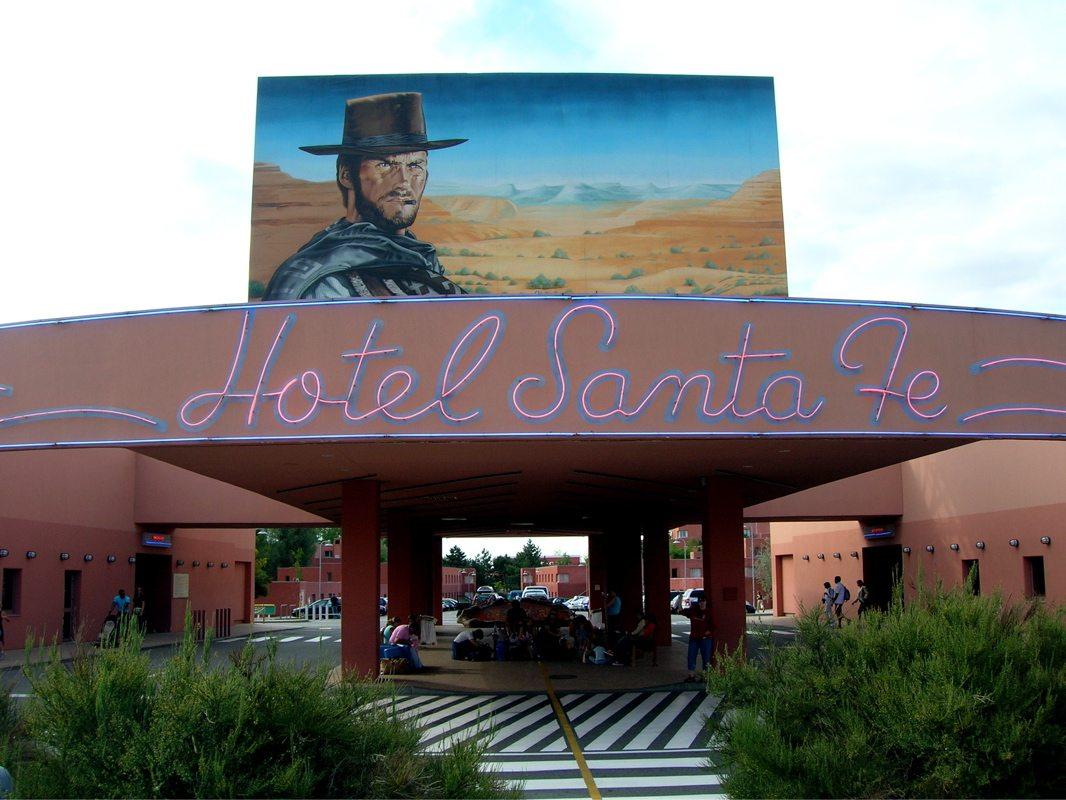Minivacanta Disneyland Paris - Disney's Hotel Santa Fe 2*